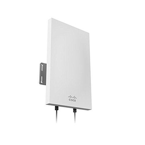 Cisco Meraki 5GHz Sector Antenna (MA-ANT-21) 13 dBi Gain, MIMO by Cisco