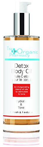 The Organic Pharmacy - Detox Cellulite Body Oil (3.38 oz / 100 (Cellulite Body Oil)