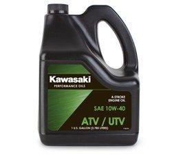 Kawasaki OEM Performance 10W-40 ATV / UTV Oil by Kawasaki. OEM - Oil Kawasaki