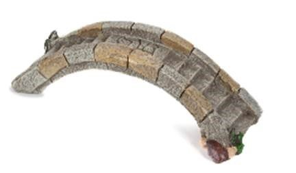 Garden Arched Bridge Cobblestone inches
