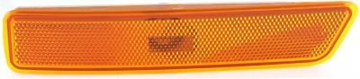 Mercury Mountaineer Side Marker - CPP Front, Left Side Amber Lens Side Marker for 02-10 Mercury Mountaineer FO2550140C