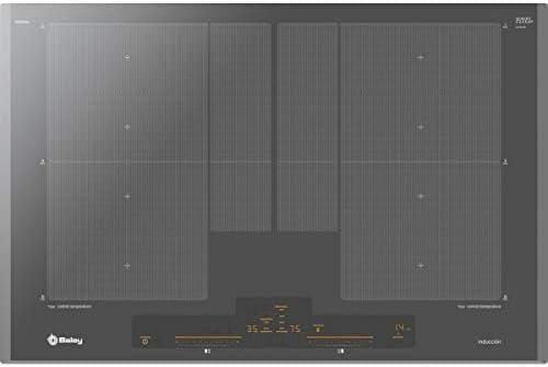 Balay 3EB980AU hobs Titanio Integrado Sin - Placa (Titanio ...
