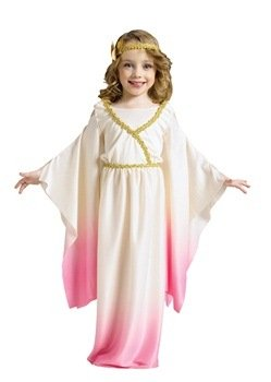 [Athena Pink Ombre Toddler Costume Size 2T] (Athena Pink Girls Costume)