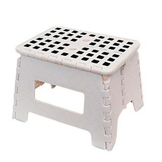 Folding Step Stool for Bathroom, Kitchen, Children, and Potty Training MLM Home Products