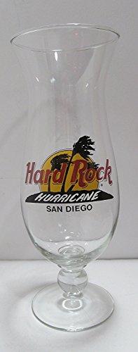 Hard Rock Cafe Hurricane Glass - San Diego