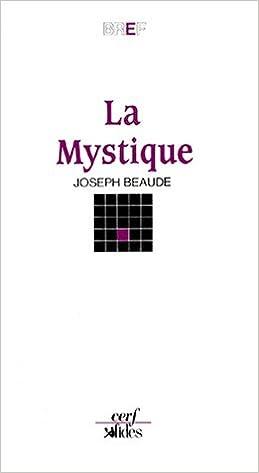 En ligne La mystique pdf, epub ebook