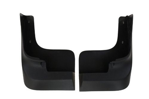 Genuine Nissan Accessories 999J2-HX003 Front Splash Guard, (Set of 2)