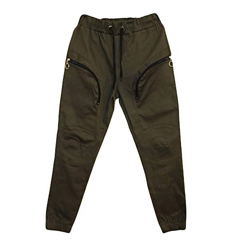 LISTHA Zipper Pocket Sports Pants Mens Personal Elastic, used for sale  Delivered anywhere in USA