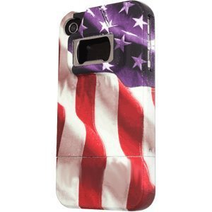 headcase american flag bottle opener iphone case 4 4s cell phones accessories. Black Bedroom Furniture Sets. Home Design Ideas