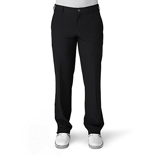 adidas Golf Men's Ultimate Regular Fit Pants, Black, Size (Mens Discount)