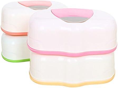 Generic Caja para toallitas húmedas de plástico automático Caso ...