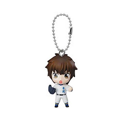 Ace of Diamond Daiya no Ace Swing Mascot Keychain Figure - Sawamura Eijun (Diamond Ace compare prices)