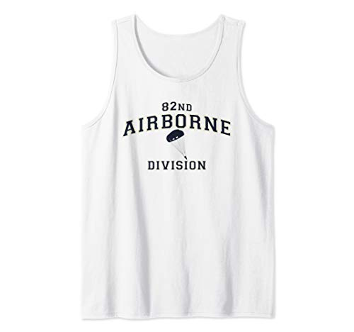 US Army 82nd AIRBORNE Division Tank Top