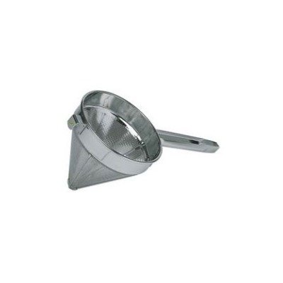 Adcraft CAP-8F 8'' Fine Mesh, Stainless Steel China Cap Strainer by Adcraft
