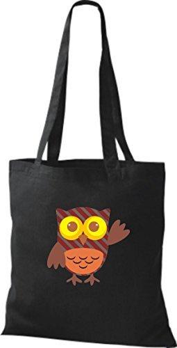 Black Cotton For Fabric Women Black Bag Shirtinstyle nBFxdIwqB