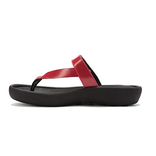 Wolky Move femme pour Smooth Red Mocassins qOfqxUY