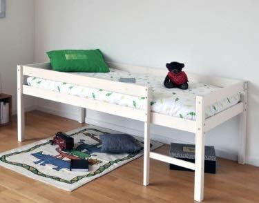 Générique Cama elevada para 1 Persona, 90 x 190 cm, con ...