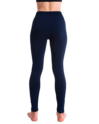 9ab139c5a0353 Homma 3-Pack Brushed Fleece Lined Thick Leggings | Weshop Vietnam