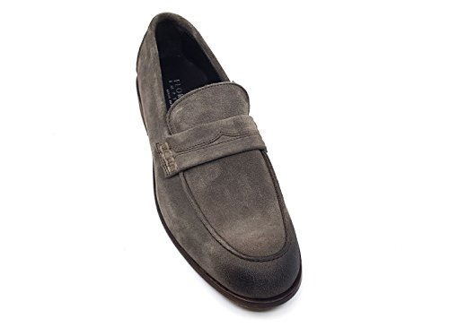 20 Uomo Suede Taupe Taupe Canyon Mocassino MainApps Imperial 52343 Florsheim ECqPq