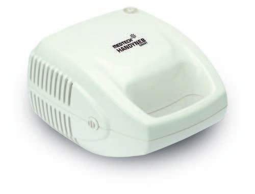 8. Handynab Nulife Pistontype Compressor Nebulizer