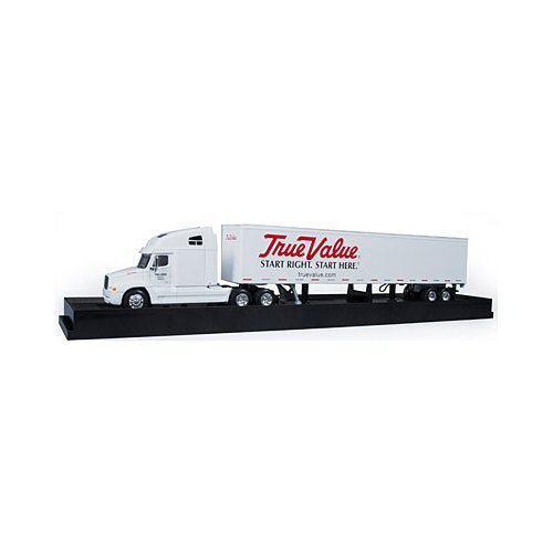 round-2-llc-cp7003-06-true-value-custom-164-scale-freightliner-c-120-truck-with-trailer