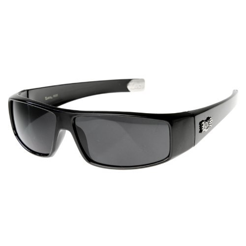 Locs - Flat Top Wrap OG Gangsta Hardcore Locs Sunglasses - Locs Mens