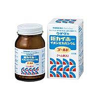 【ウチダ和漢薬】ウチダの新カイホーイオン化カルシウムゴールド 500粒 ×5個セット   B00WDNLYWK