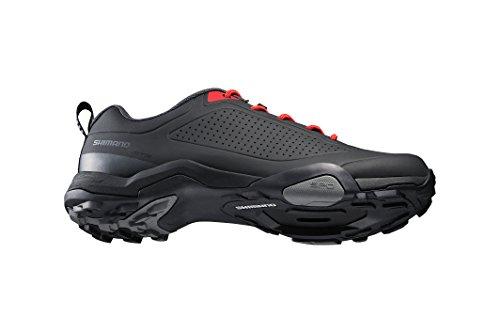 Shimano Sh-mt3 Chaussures De Cyclisme - Homme Noir