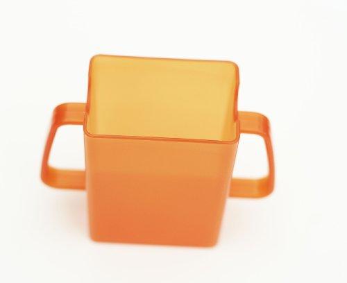Mommy's Helper Juice Box Buddies, Orange, 3-Pack
