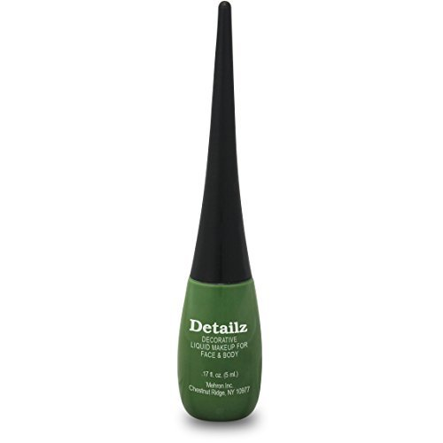 Mehron Paradise Detailz Face Paints - Green