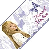 Blue Mountain Wallcoverings DS026451 Hannah Montana Self-Stick Wall Border, 5-Inch by 15-Foot