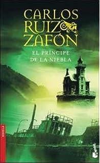 PRINCIPE DE LA NIEBLA, EL (Spanish Edition)