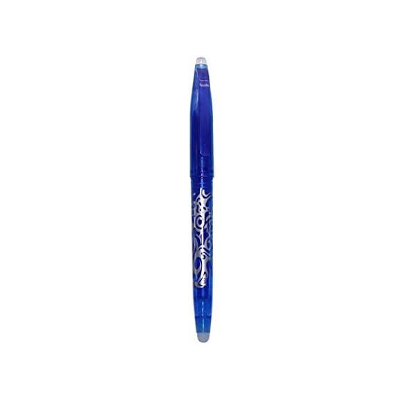 Penna cancellabile da 0,5 mm, penne pilota a sfera in inchiostro gel a cancelleria per scuola, ufficio 2 spesavip