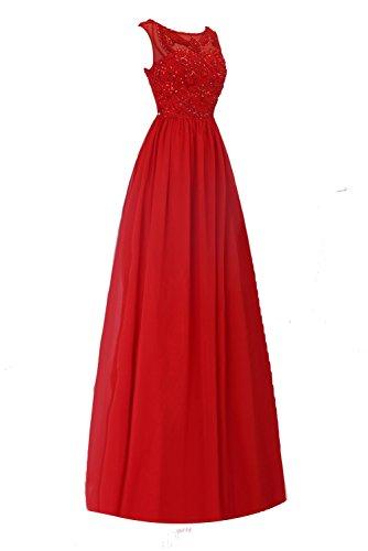 Long Chiffon Dress Dasior Mother Line Daffodil of Crystals A Evening Women's Bride wqqIUXFxa