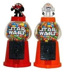 Star Wars 12' M&M Candy Dispenser (Darth Maul) for sale  Delivered anywhere in USA
