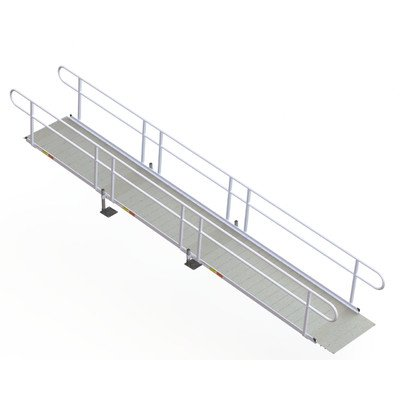 MOD Ramp System Size: 20' L by EZ-Access