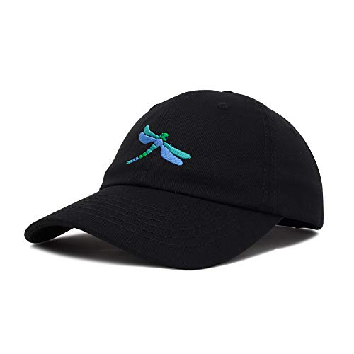 - DALIX Dragonfly Womens Baseball Cap Fashion Hat in Black