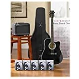 Esteban Master Class Guitar Package 22pc - Black