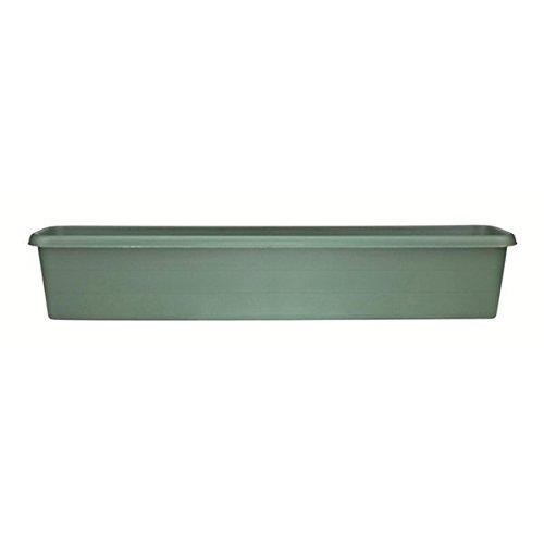 Stewart Terrace Trough, 100 cm - Green