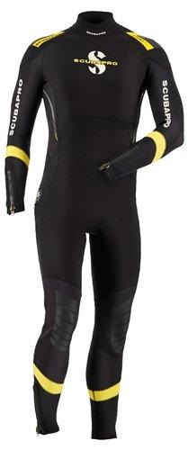 ScubaPro Men's Sport 7mm Wetsuit - Guide Sizing Wetsuit