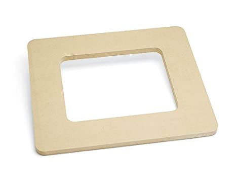 jessem 03003 9 1 4 by 11 3 4 inch template for mast r lift or mast r
