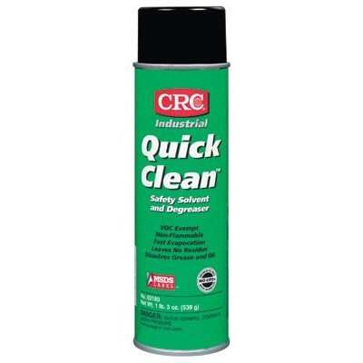 Quick Clean™ Safety Solvents and Degreasers - 20oz quick clean [Set of 12]