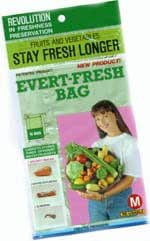 Evert-Fresh Green Bags Small - Preserve your fruits and vegetables