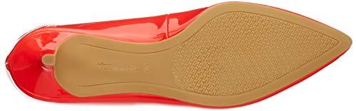 Arancione Tacco Patent 608 Scarpe 32 Tamaris 608 22317 1 orange Donna Con 1 npqpzF6