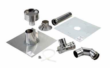 Bosch Thermotech #ES VVT Vertical Vent Kit