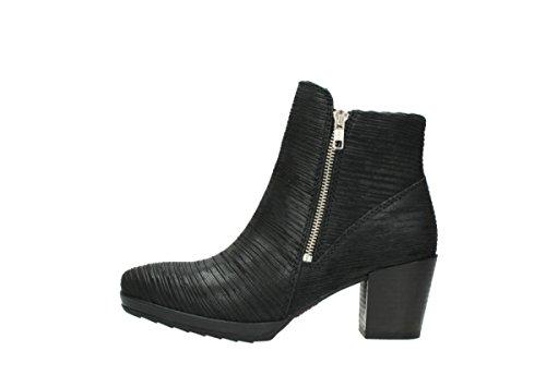 90002 Comfort Leather Boots Black Pantua Wolky Iliade wqn0HFtqxW