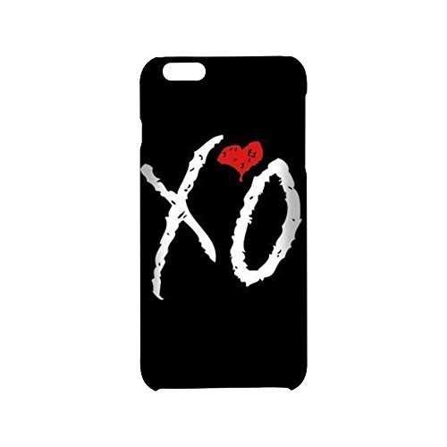 Thwo M3High Quality The Weeknd XO Black back Skin Hard Plastic Mobile Phone Case Cover For Iphone S 5 5S 5C 6 6 Plus phone case for iphone6/6s