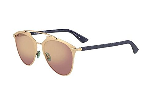 Dior Reflected/S 321 Copper Gold  Mirror Lens Sunglasses from Dior