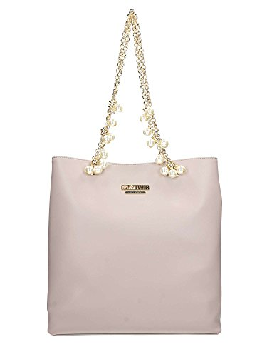 MYTWIN by Twinset borsa donna biscotto 35x33x12