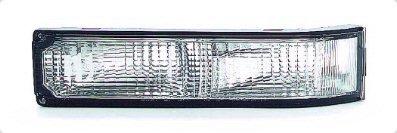 UPC 840304052417, Get Crash Parts Gm2520104 Parking/Signal Lamp, W/Single Headlamp, Driver's Side